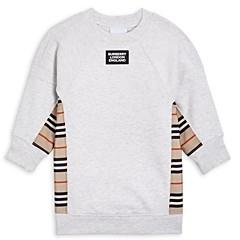 Burberry Girls' Wanda Icon Stripe Sweatshirt - Little Kid, Big Kid