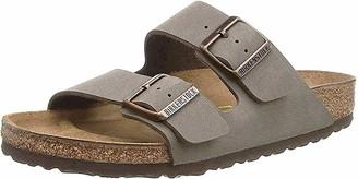 Birkenstock ARIZONA Birko-Flor Nubuck Wide Unisex Adults' Sandals