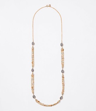 LOFT Multistrand Necklace