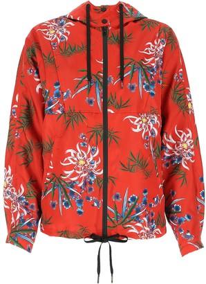 Kenzo Sea Lily Windstopper Jacket