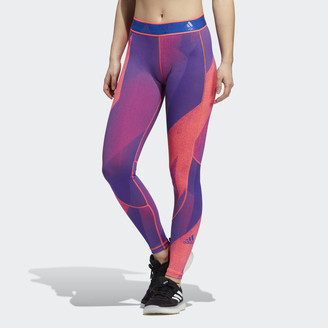 adidas Alphaskin Graphic Long Tights