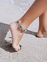 Free People Dakoro Chain Anklet