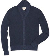Original Penguin Marl Cotton Shawl Cardigan