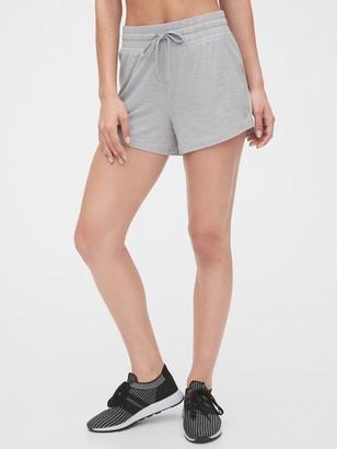 Gap GapFit Brushed Jersey Shorts