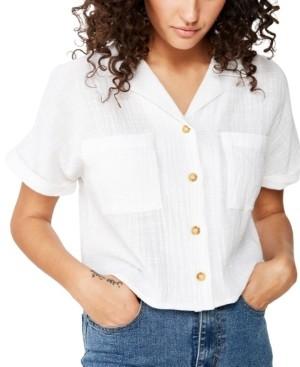 Cotton On Erika Short Sleeve Shirt