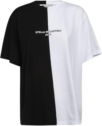 Stella McCartney Contrast Color T-Shirt