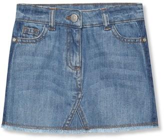 M&Co Denim skirt (3-12yrs)
