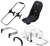 Bugaboo Donkey Duo Extension Kit, Aluminum/Black