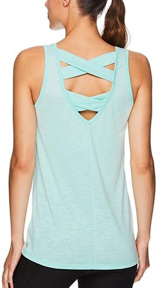 Gaiam Women's Tank Tops FAIR - Fair Aqua Flow Tank - Women