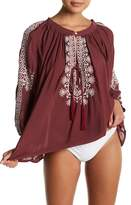 Melissa Odabash Embroidered Cover-Up