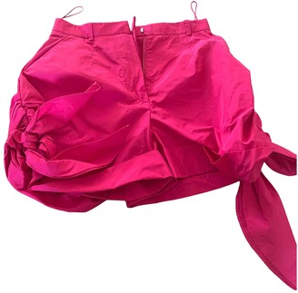 Carven Pink Shorts for Women
