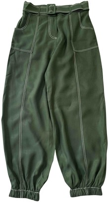 Tularosa Green Trousers for Women