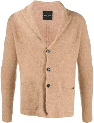 Roberto Collina buttoned knitted cardigan