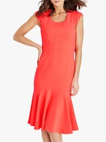 Damsel in a Dress Abree Fitted Peplum Hem Dress