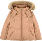 Chloé Mini Me short padded jacket