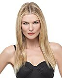 Hairdo. by Jessica Simpson & Ken Paves 8 Piece Straight Hair Extension Kit, Golden Wheat, 16 Inch