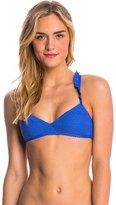 Roxy Swimwear Paradise Frill Tri Bikini Top 8145050