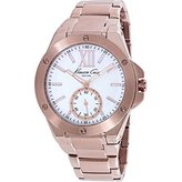 Kenneth Cole New York Women's 10020842 Dress Sport Analog Display Japanese Quartz Rose Gold Watch
