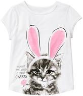 Gymboree Bunny Cat Tee