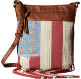Gabriella Rocha Americana Crossbody Purse with Fringe