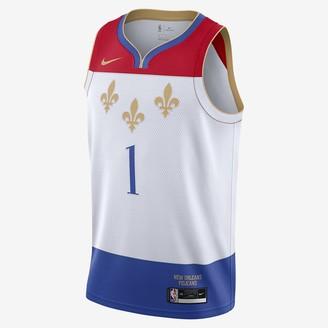 Nike NBA Swingman Jersey New Orleans Pelicans City Edition