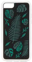 Zero Gravity Fern Embroidered iPhone 6/7 Case