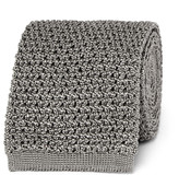 Tom Ford - 7.5cm Knitted Silk Tie