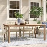 Birch Lane Montclair Wooden Dining Table Heritage