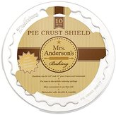 HIC Harold Import Co. Mrs. Anderson's Baking Pie Crust Protector Shield, Fits 9.5-Inch and Pie Plates