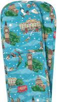 Cath Kidston Peter Pan in London Double Oven Glove