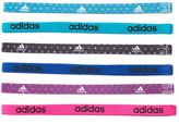 adidas Women's Fighter 6-pk. Dotted & Solid Headband Set
