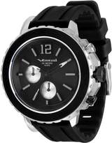 Vestal Men's YATCS03 Yacht Black Silver Black Watch