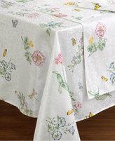 "Lenox Butterfly Meadow 60"" x 120"" Tablecloth"