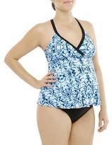 Christina Women's Maternity Halter Tankini Swim Top