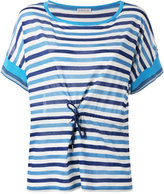 Moncler striped T-shirt - women - Cotton - L