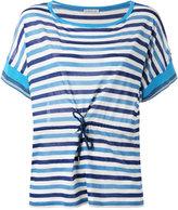 Moncler striped T-shirt - women - Cotton - S