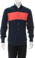 Michael Bastian Long Sleeve Button-Up Shirt