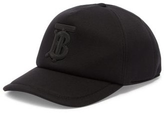 Burberry Tb-logo Cap - Black