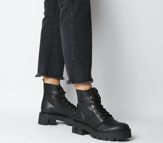 Fly London Bola Boots Black
