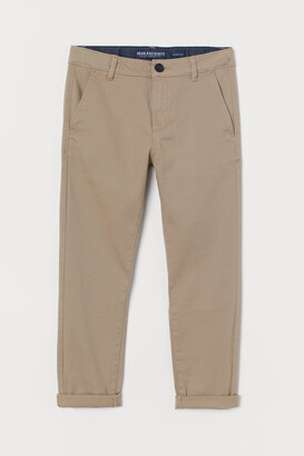 H&M Generous Fit Chinos