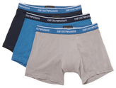 Emporio Armani Pop Color Stretch Cotton Multipack Boxer Brief (3 PK)