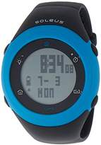 Soleus Unisex SG012-045 GPS Fly Digital Display Quartz Black Watch