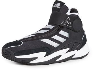Men Adidas Basketball Shoe Rubber Toe