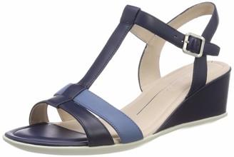 Ecco Women's Shape 35 Wedge Sandal Open Toe Heels