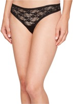 OnGossamer Gossamer Allover Lace Hip G Thong 022601