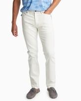 Southern Tide Charleston Denim Jeans - Ecru