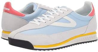 Tretorn Rawlins 2 (Bianco/Miami Blue/Vintage White/Corallo) Women's Shoes