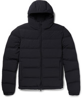 Aspesi Slim-fit Quilted Shell Down Jacket