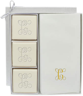 Carved Solutions 15Pc Courtesy Towel And Soap Gift Set