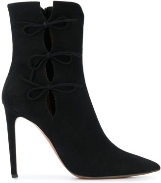 L'Autre Chose Stiletto Ankle Boots